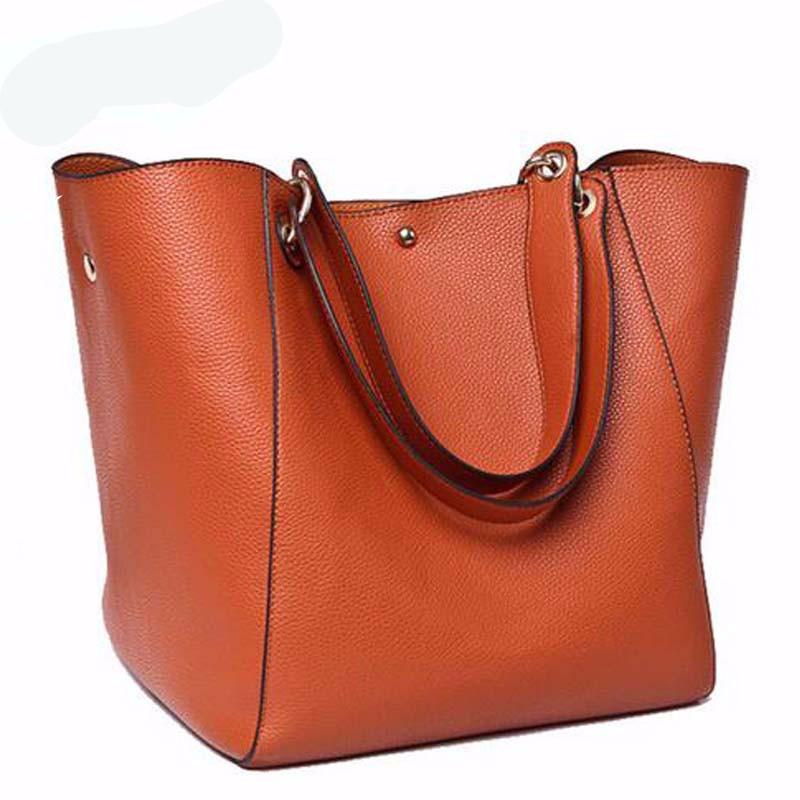 Black High Quality  Women Messenger luxury handbags