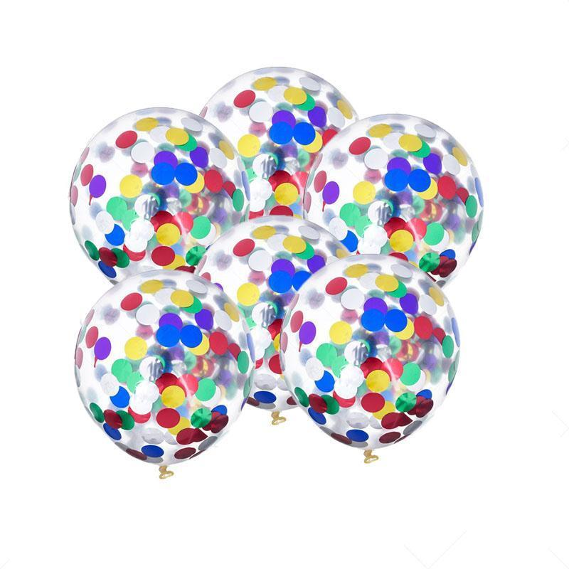 Confetti Balloon Wedding Decoration  Party Supplies