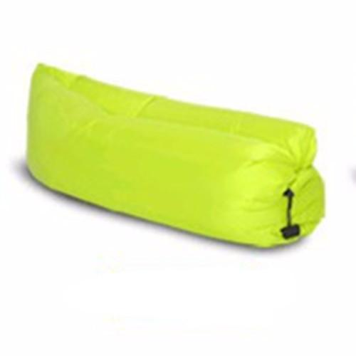 Lazy Inflatable Beanbag Sofa Chair  , Outdoor Self Inflated Furniture
