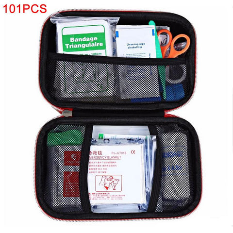 Travel Emergency Medical Treatment Pack