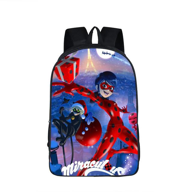 Anime  School Bag  Backpack