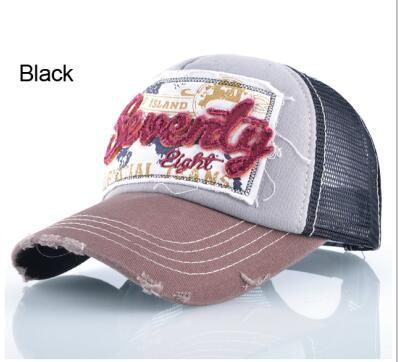 Breathable Hat Visors  Trucker Cap Summer Baseball  Hat