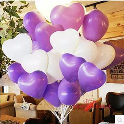 Balloons Heart Shaped Thickening Pearl Balloons Wedding Supplies Party Birthday balloon