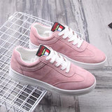 Breathable Leather  Women's Casual Shoes