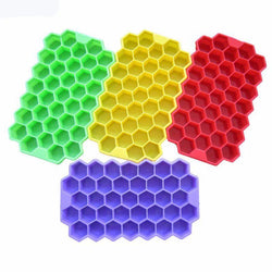 Ice Cubes Honeycomb Shape Maker
