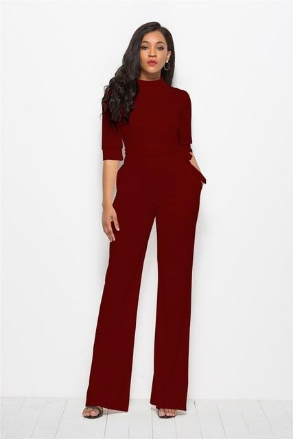 Jumpsuits 3 / S Casual  Jumpsuits & Rompers for Women