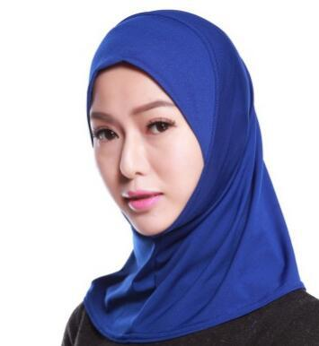 Scarves 3 Mini islamic headwear hat for ladies hijab hat for ladies