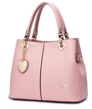 Shoulder Bags Pink Crossbody Designer Leather  Handbags
