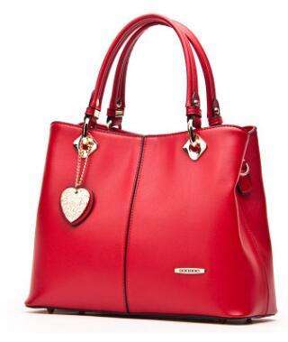 Shoulder Bags Red Crossbody Designer Leather  Handbags