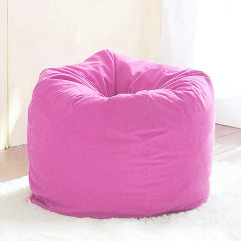 Bean Bag Chair Living Room Corner Furniture Removable Leisure Sofa ...