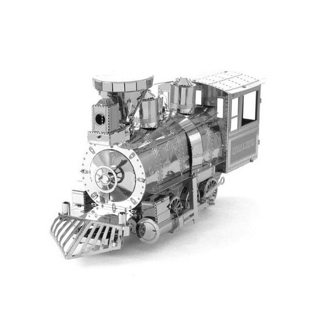 3D Puzzles Metal Jigsaw Puzzle intelligence Train