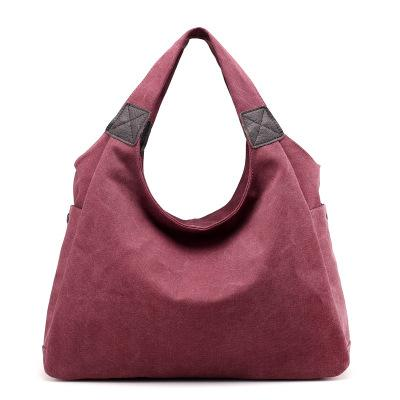 Shoulder Bags large size canvasbag10 Ladies Designer Handbag Hobo Canvas Bucket Bag
