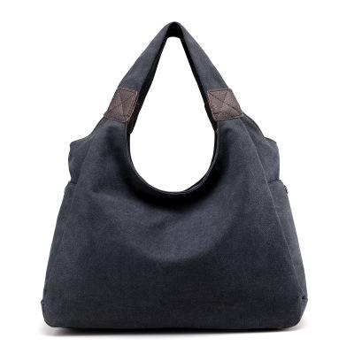 Shoulder Bags large size canvasbag Ladies Designer Handbag Hobo Canvas Bucket Bag