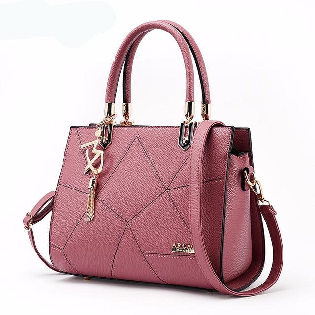 b3c2956cde7f18 Luxury Handbags Ladies Solid Color Designer Bags
