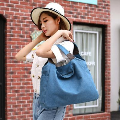 Shoulder Bags small size canvasbag3 Ladies Designer Handbag Hobo Canvas Bucket Bag