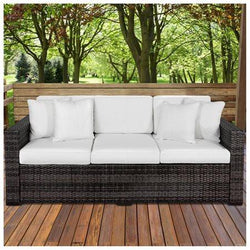 Wicker Sofa Outdoor Furniture
