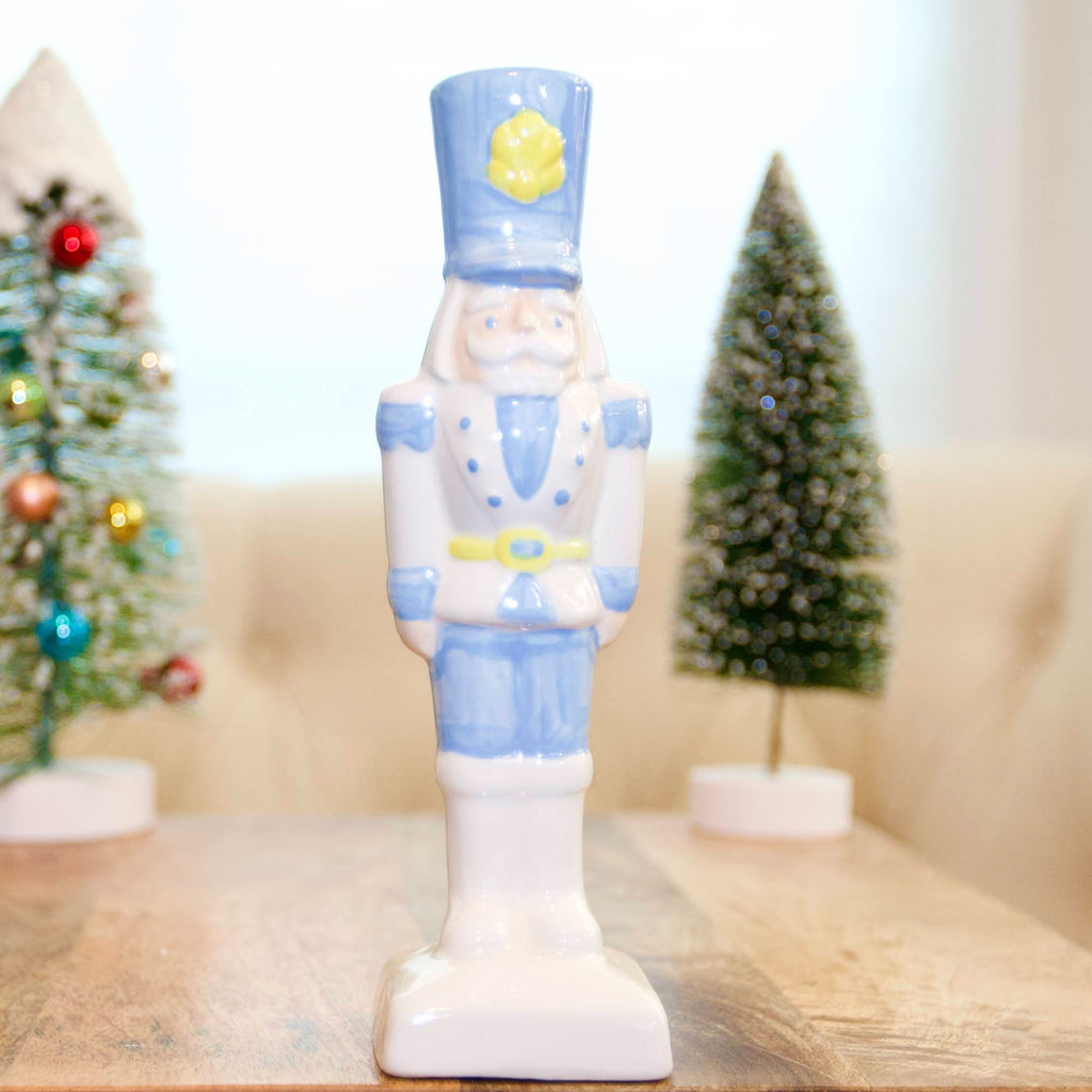 Ceramic Nutcracker