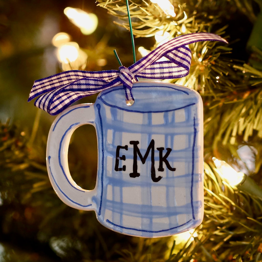 Coffee Mug Ornament