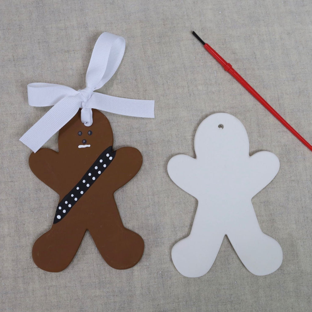Chewbacca Ornament Pottery To Go Paint Kit