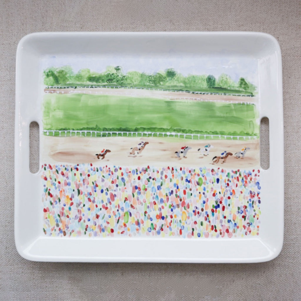 Derby Serving Tray