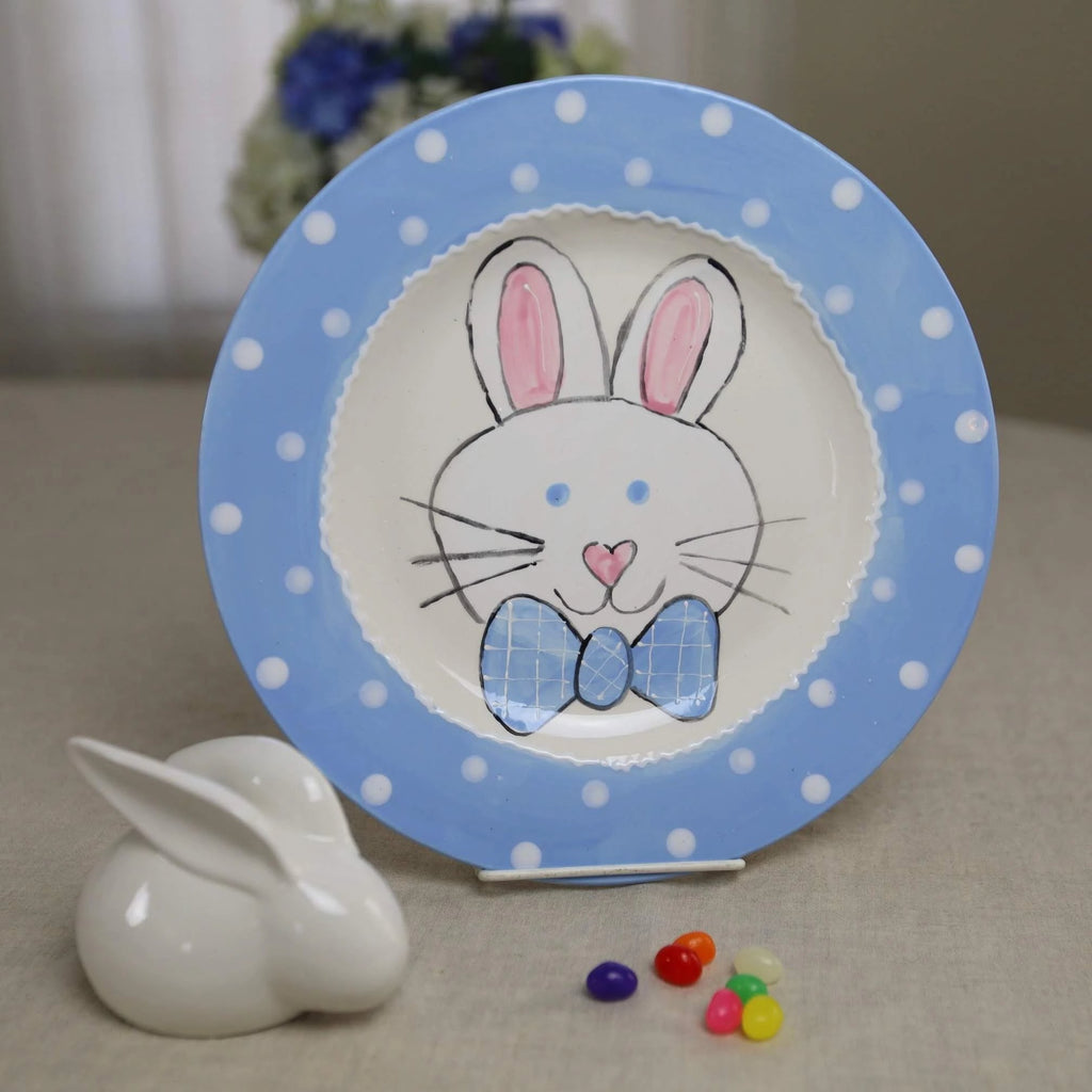 Bunny Treat Plate