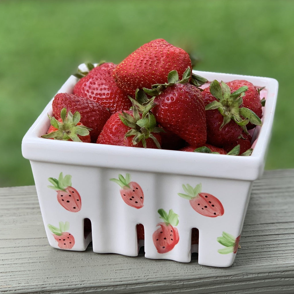 Ceramic Berry Baskets