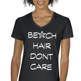 Beach Hair Dont Care!! Women's Tank Top and V-neck!