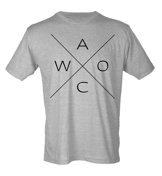 WACO Texas Crew neck tee