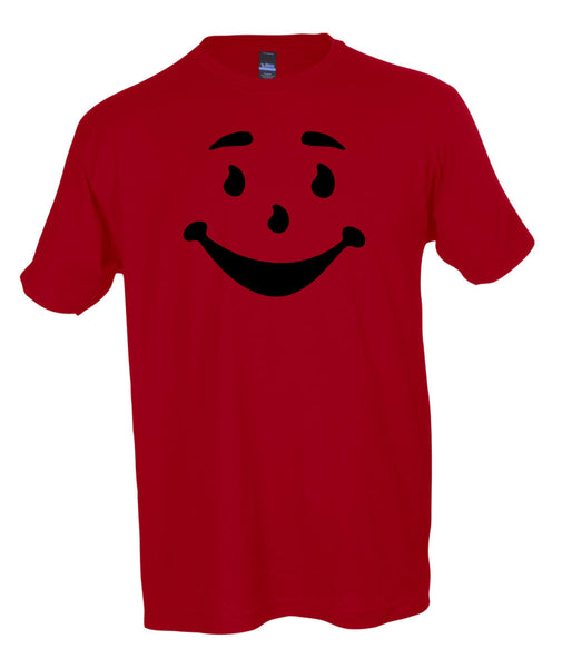 Kool Aid Man T-Shirt Graphic Funny Crew Neck Tee
