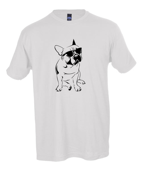 Frenchie Short Sleeve shirt