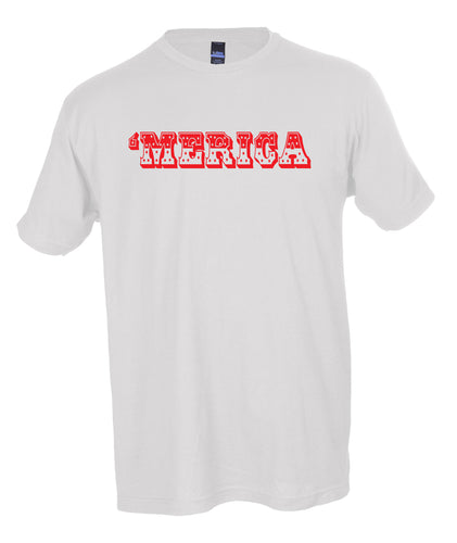 'Merica Shirts America stars and stripes shirts and tank tops