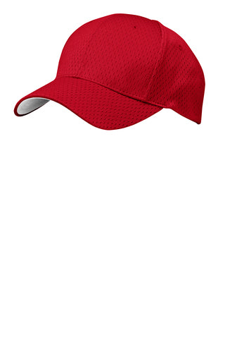 (MARY) Pro Mesh Cap (Available in Adult & Youth) (SM C833)