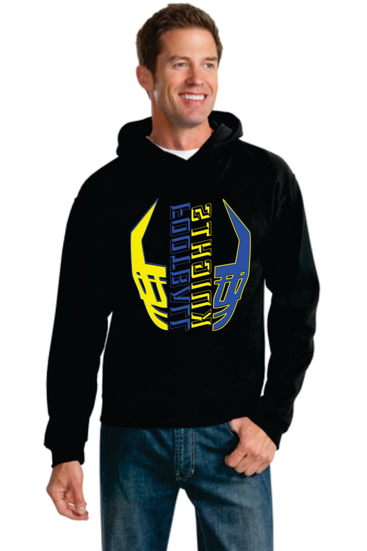 (ENYFL) ADULT JERZEES® - NuBlend® Pullover Hooded Sweatshirt (SM 996M)