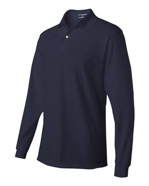 (MARY) ADULT SpotShield™ 50/50 Long Sleeve Sport Shirt (SS 437MLR)