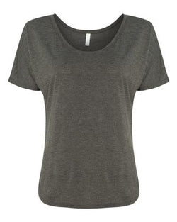 (CN) Bella + Canvas - Women's Slouchy Tee (SS 8816)