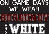 (CN) Burgundy & White Logo