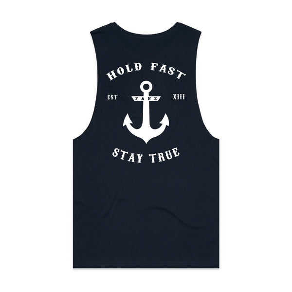 HOLD FAST STAY TRUE SINGLET