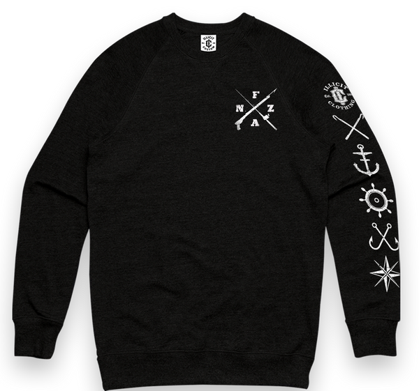 FANZ LONG SLEEVE TEE
