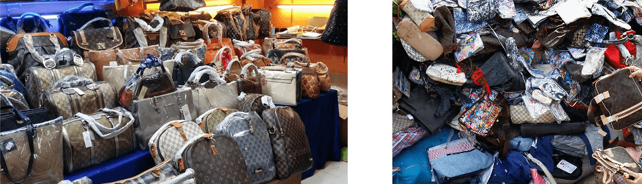 The Truth About the Counterfeit Handbags