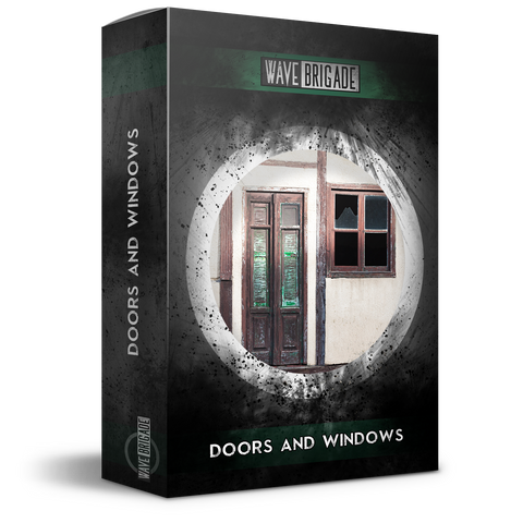 Doors And Windows- Door & Window Foley Sounds