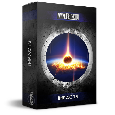 Impacts Volume 1: Boom and Hit Sound Effects