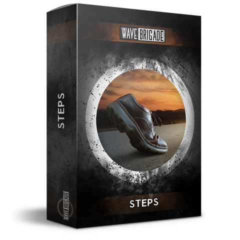 Steps Vol 1 - Footsteps Sound Effects