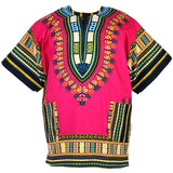 Pink African Dashiki Shirt Shop
