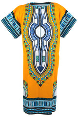 African Dashiki Long Dress