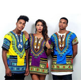 Purple African Dashiki Shirt Store Online Shop
