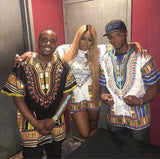 Black African Dashiki Fashion
