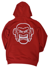 Fire Red - Hoodie
