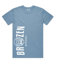 Summer Blue Beach Tee
