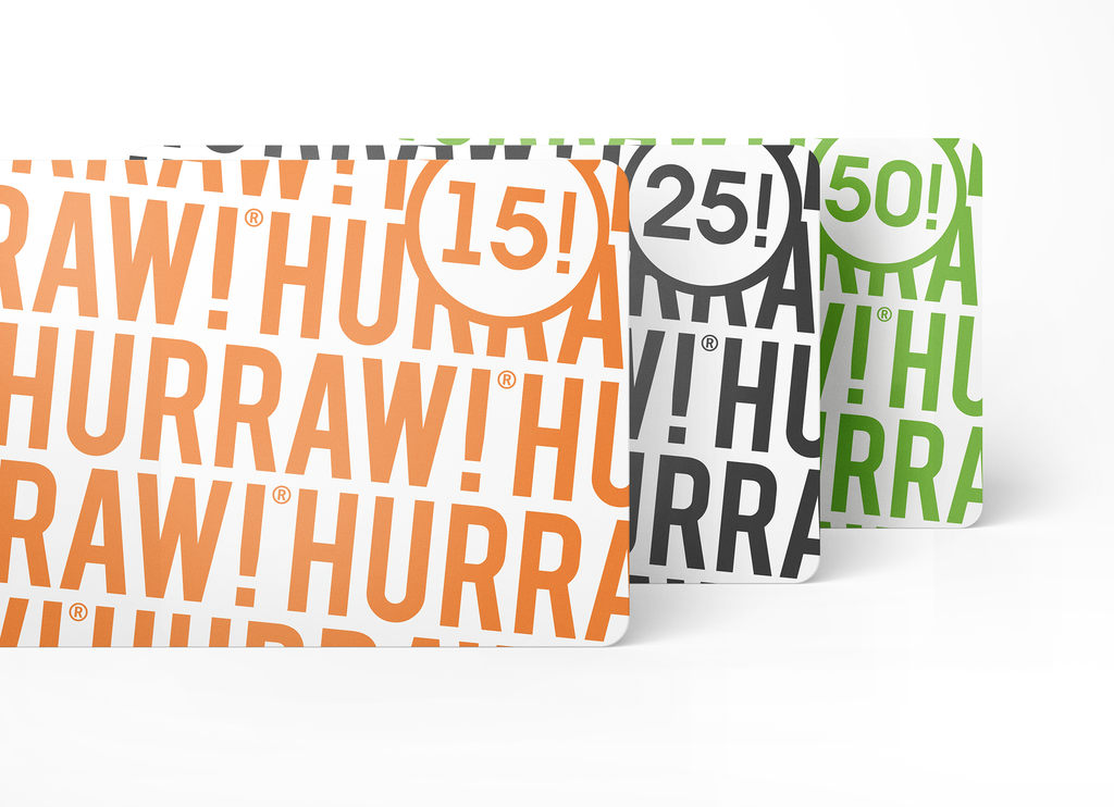 Hurraw! Virtual Gift Card
