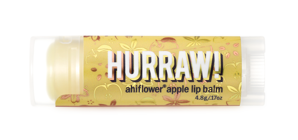 Ahiflower Apple Lip Balm